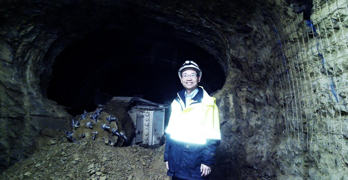 Maroondah Aqueduct Tunnel